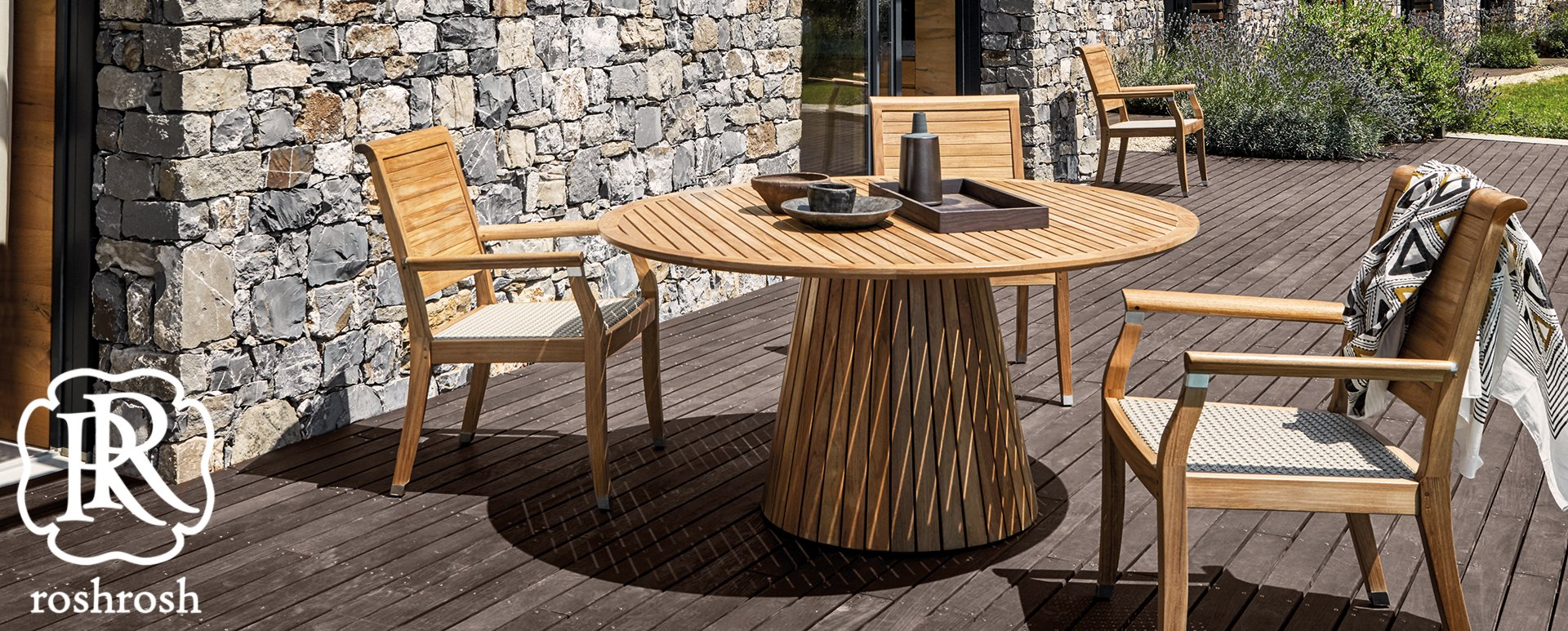 3 Things To Know About Teak Furniture Roshrosh